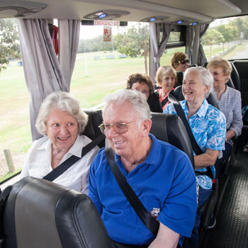 Social Day Trip for Seniors